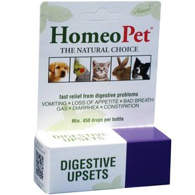 HOMEOPET SOLUTIONS HOMEOPET Digestive Upset 15ml