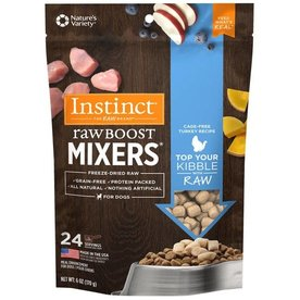 Natures Instinct Instinct Raw Boost Mix Turkey 6oz