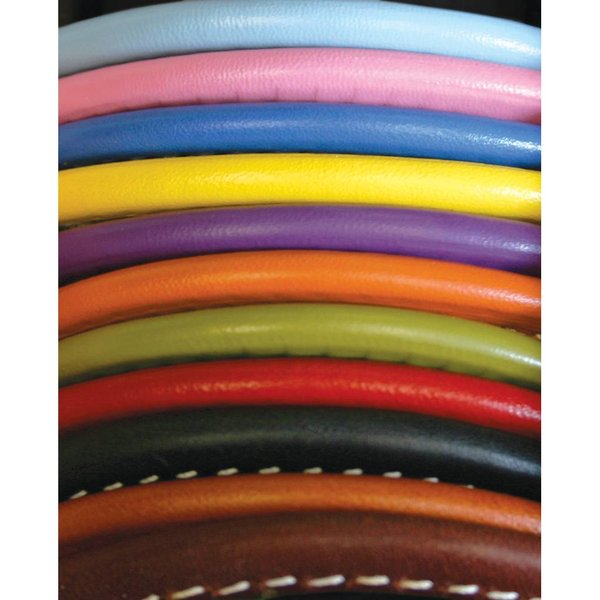 Auburn Leather Crafters Auburn Rolled Leather Leash