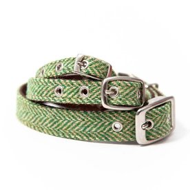 Lovemydog Appleby Harris Tweed Collar