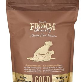 Fromm Fromm Gold Weight Management~More Sizes