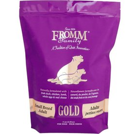 Fromm Fromm Gold Small Breed Adult~2 Sizes