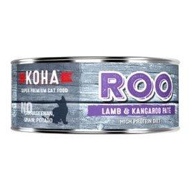 Koha Koha ROO Lamb & Kangaroo Pate 5.5oz.