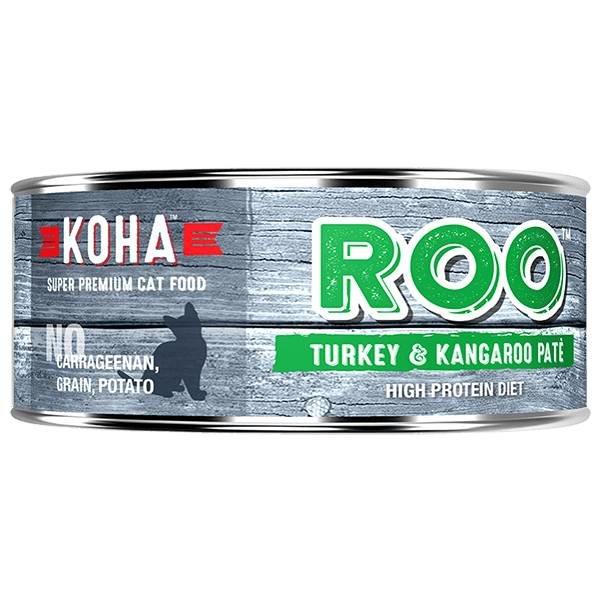 Koha KOHA Turkey & Kangaroo Pâté 5.5oz.
