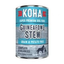Koha KOHA Guineafowl Stew Dog Canned Food 12.7oz.