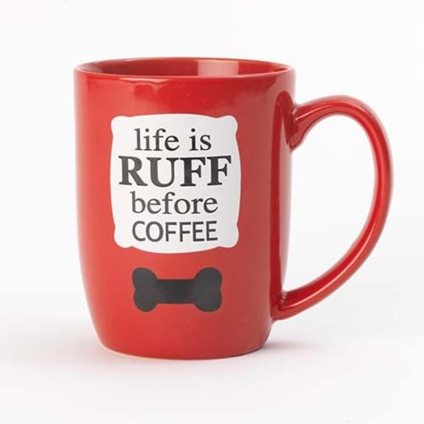 Petrageous Life is Ruff Mug