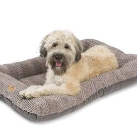 West Paw West Paw Heyday Bed Plush Boulder XL