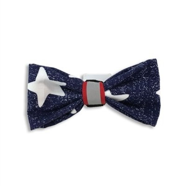Barley's Bowties Red, white & blue