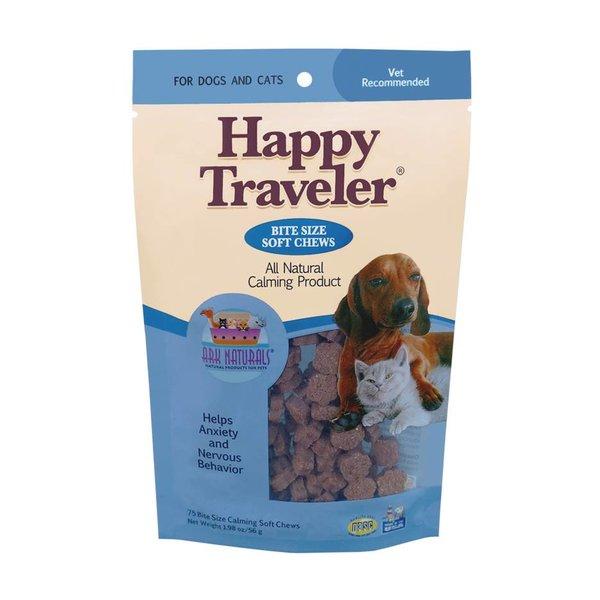 ARK NATURALS PROD FOR PETS Ark Naturals Happy Traveler Soft Chews 75ct