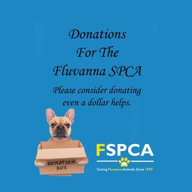 Donations for the Fluvanna SPCA
