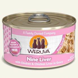 Weruva Nine Liver 5.5 Cat