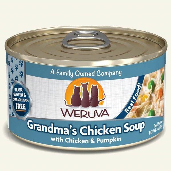 Weruva Weruva Grandma's Chicken Soup 5.5oz Cat