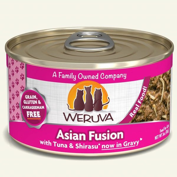 Weruva Weruva Asian Fusion 5.5oz