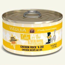 Weruva Weruva Chicken Frick'A Zee 6oz. Cat