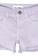 lucy shorts- lilac