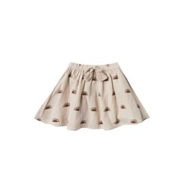 Rylee and Cru sunset skirt- pearl