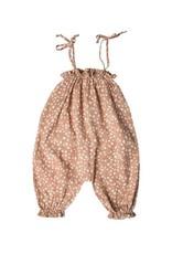 Rylee and Cru baby pebble jumpsuit- terra cotta