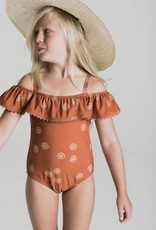 Rylee and Cru san dollar swimsuit- spice