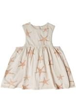 Rylee and Cru baby starfish dress- pearl