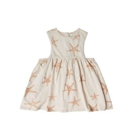 Rylee and Cru baby starfish dress- pearl