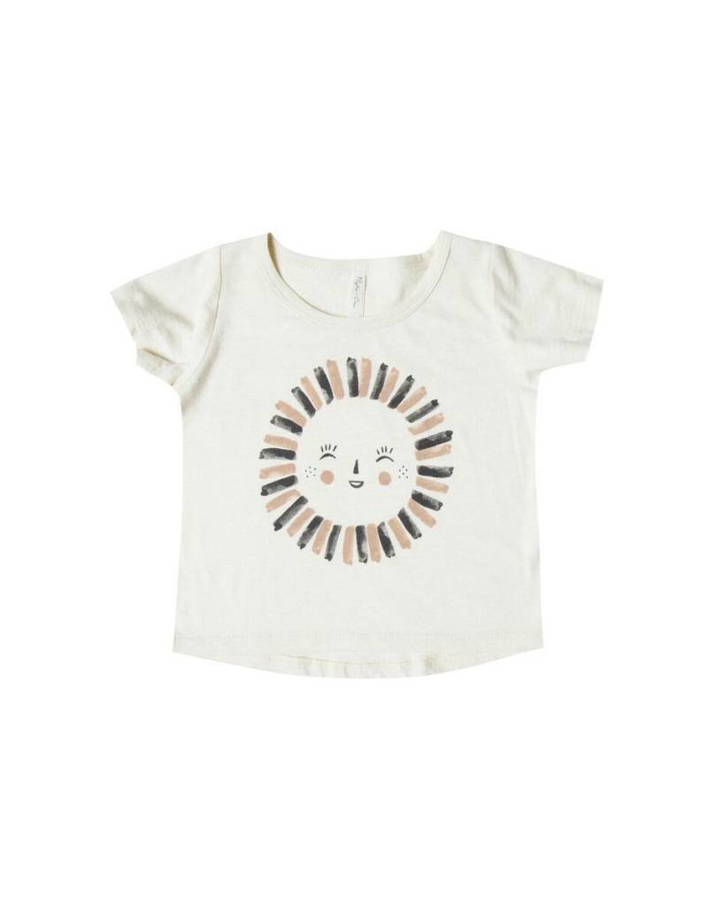 Rylee and Cru sun tee- ivory