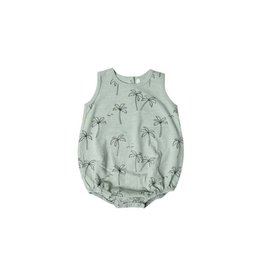 Rylee and Cru palm trees bubble- seafoam