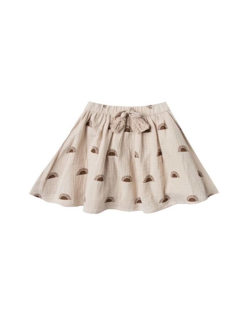 Rylee and Cru sunset skirt- pearl