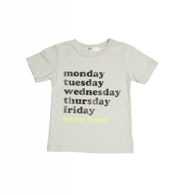 Joah Love drew days tee- linen