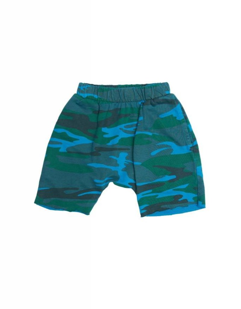 Joah Love baby brenden camo shorts- cancun