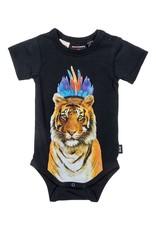 Rock Your Baby headdress tiger onesie