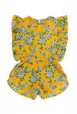 Coco and Ginger delphine sunsuit- saffron