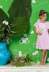 Coco and Ginger garnett dress- rose