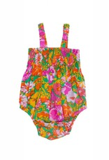 Coco and Ginger chloe sunsuit- jungle flower