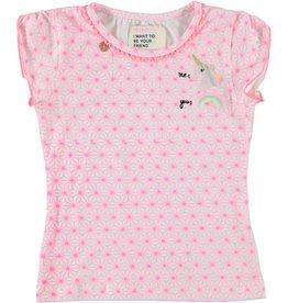 Mim-Pi unicorn top- pink