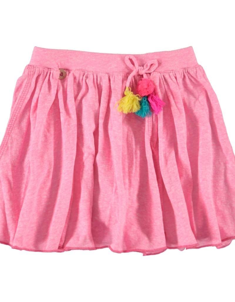 Mim-Pi tassle skirt- pink