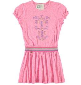 Mim-Pi heart dress- pink