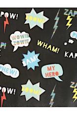 Meri Meri superhero napkins large
