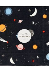 Meri Meri space napkins large