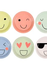 Meri Meri emoji plates small