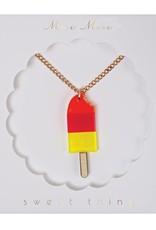 Meri Meri popsicle necklace