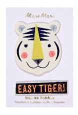 Meri Meri tiger patches