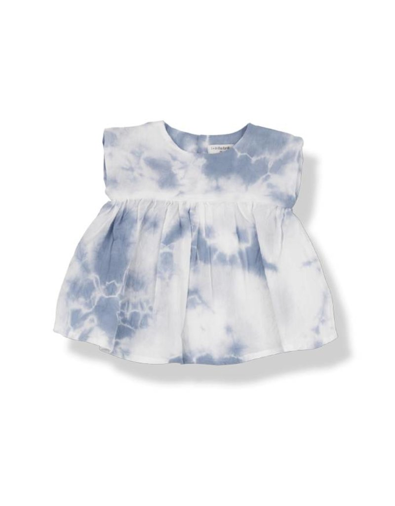 1+ in the Family paola dress- blue