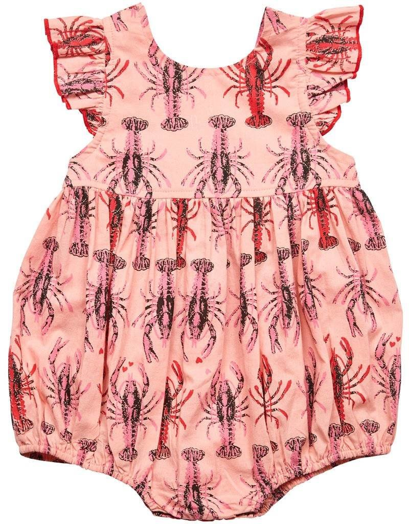 Pink Chicken liv bubble- lobster