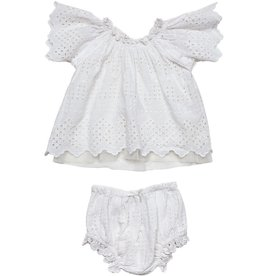 willow set- white eyelet