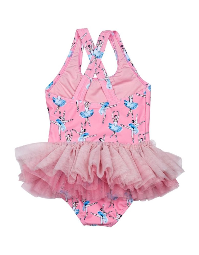 Rock Your Baby ballet tutu swimsuit