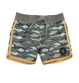 Feather 4 Arrow sea creature boardshort
