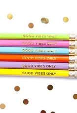 Taylor Elliott Designs good vibes pencil set