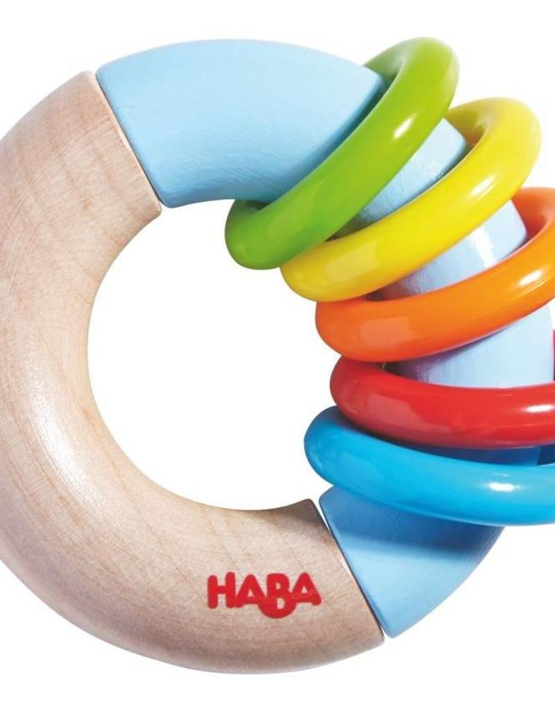 Haba ring around clutching toy