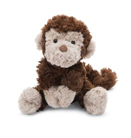 Jellycat squiggle monkey
