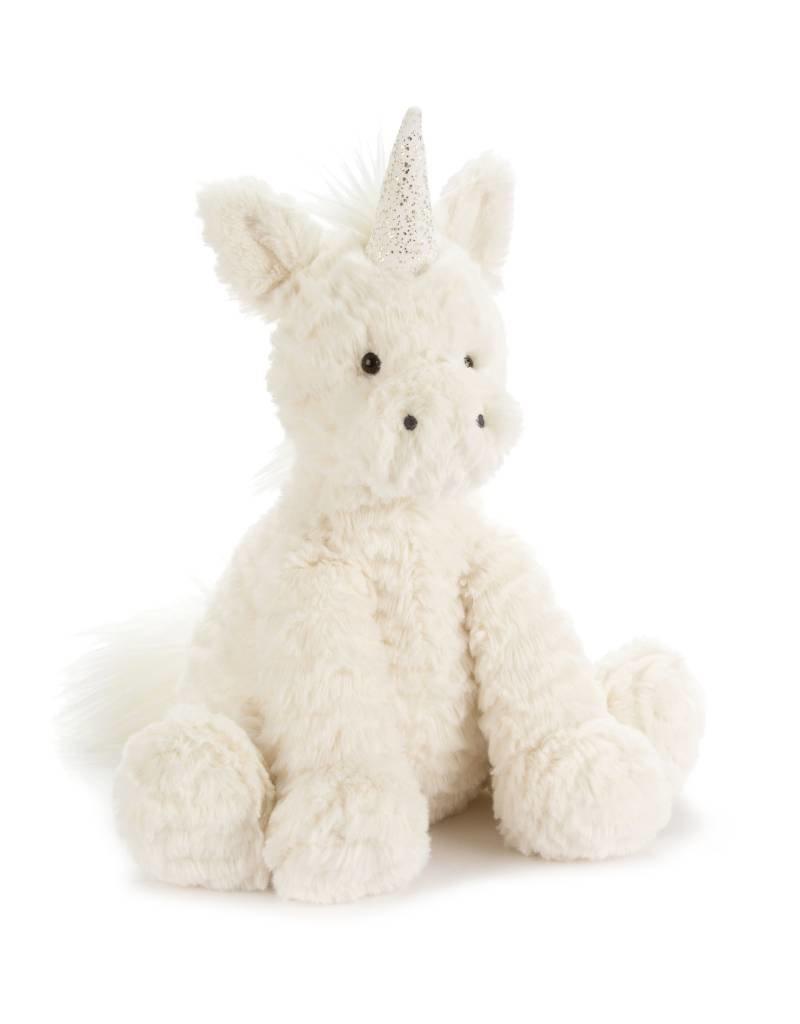 Jellycat fuddlewuddle unicorn- medium